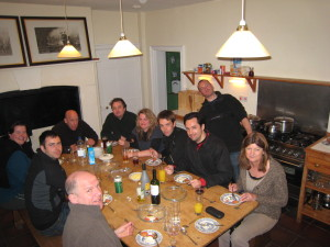 Milcombe kitchen