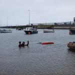 Radek in the water