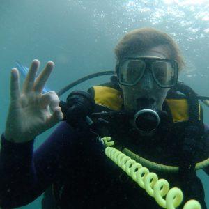 Sarah Turpin - Underwater