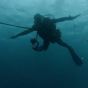 Stephen Turner - Underwater